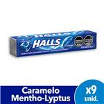 Caramelos HALLS Mentol Paq 28 Grm
