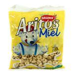 Cereal GRANIX Aritos Con Miel Bol 130 Grm
