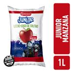 Leche Entera Manzana JUNIOR Sch 1 Ltr