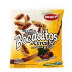 Cereal GRANIX Bocaditos Con Avellana Bol 180 Grm
