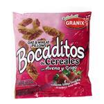 Cereal GRANIX Bocaditos Con Frutilla Bol 180 Grm