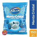 Caramelos Arcor CRISTAL Menta Bol 150 Gr