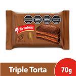 Alfajor Triple Terrabusi  Torta Paquete 70 Gr 1 Unidad