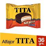 Alfajor TITA Limón Paquete 36 Gr 1 Unidad