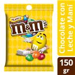Mani Con Chocolate M & M Pou 150 Grm
