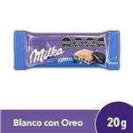 Chocolate C/Leche MILKA Tab 20 Grm