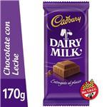 Chocolate CADBURY Dairy Milk Tab 170 Grm