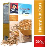 Cereal QUAKER Honey Nut Aritos De Avena Est 200 Grm