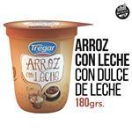 Arroz Con Leche TREGAR Con Dulce De Leche Pot 180 Grm