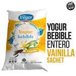 Yogur Entero TREGAR Vainilla Bebible 1 Kg