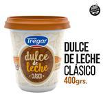 Dulce De Leche TREGAR Clásico Pote 400 Gr