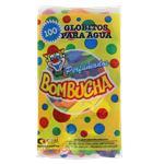 Globo De Agua Bombucha X 100 Unidades . . .