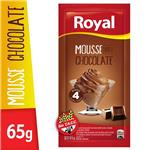 Mousse Royal Chocolate   Caja 65 Gr