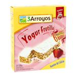 Barra De Cereal Zuwis Frutilla Y Yogurt 6 Uni Est 138 Grm