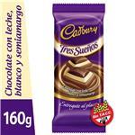 Chocolate Tres Sueños CADBURY Tab 160 Grm