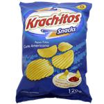 Papas Fritas Krach-Itos Corte Americano Bol 120 Grm