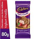 Chocolate Yoghurt Frutil CADBURY Tab 80 Grm