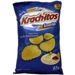 Papas Fritas Krach-Itos Corte Americano Bol 65 Grm