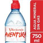 Agua Mineral  VILLAVICENCIO Sport  Botella 750 Cc