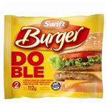 Hamburguesa SWIFT Burguer Doble 2 Uni Fwp 112 Grm