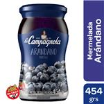 Mermelada Arandanos La Campagnola  Frasco 454 Gr