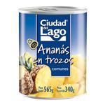 Anana CIUDAD DEL LAGO Lata 565 Gr