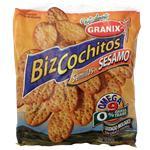 Bizcochos GRANIX Con Sesamo Bol 180 Grm