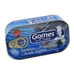 Sardina  En Aceite Gomes Da Costa  Lata 125 Gr