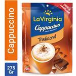 Cappuccino Instantáneo LA VIRGINIA   Paquete 275 Gr