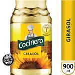 Aceite Girasol COCINERO Botella 900 Ml