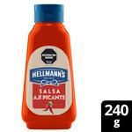 Salsa De Ají Picante HELLMANNS   Pet 240 Gr