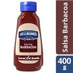 Salsa Barbacoa HELLMANNS   Pet 400 Gr