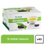 Té Verde TARAGUI Caja 40 Saquitos