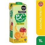 Jugo   BC Multifruta Light   Tetrabrik 1 L