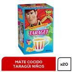 Mate Cocido Taragui Vainilla Y Miel   Caja 20 Saquitos