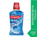 Enjuague Bucal COLGATE Plax Ice Botella 250 Ml