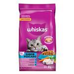 Alimento Para Gato WHISKAS Atun Y Sardina Bol 3 Kg