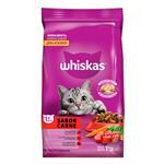 Alimento Para Gato WHISKAS Carne Bol 1 Kg
