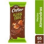 Chocolate Almendra Cofler Paq 55 Grm