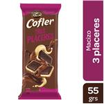 Chocolate Blanco Cofler Paq 55 Grm
