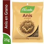 Anis En Granos Alicante  Sobre 25 Gr