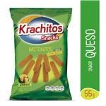 Bastonitos Krach-Itos Extra Queso Paq 55 Grm