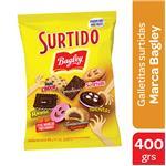 Galletitas Dulces BAGLEY Surtido Paq 400 Grm