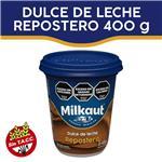 Dulce Leche Reposter Milkaut Pot 400 Grm
