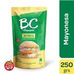 Mayonesa Bc La Campagnola Con Aceite De Girasol Pouch 250 Gr