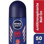 Desodorante Antitraspirante NIVEA MEN Dry Impact Seco Roll-On 50 CC