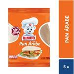 Pan Arabe BIMBO Blanco Paq 230 Grm
