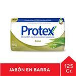 Jab.Antibacterial Aloe PROTEX Paq 125 Grm