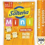 Raviolitos LA SALTEÑA 4 Quesos Bli 300 Grm