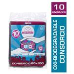 Bolsa Cons. 60x100 Biodegr Asurin Paq 10 Uni
